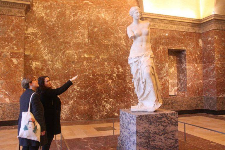 Visite guidée du Musée du Louvre avec Art Story Walks, Venus de Milo.
