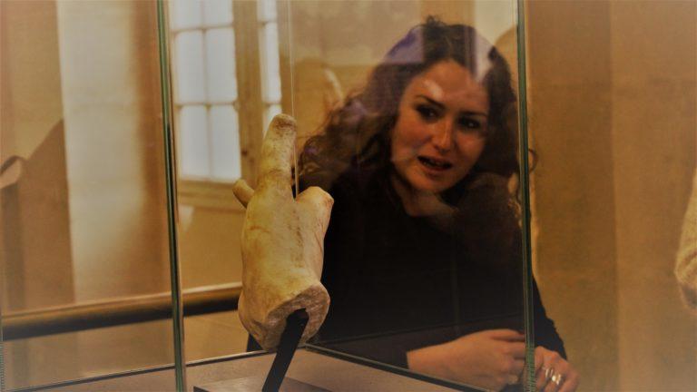 Visite guidée, Musée du Louvre avec Art Story Walks