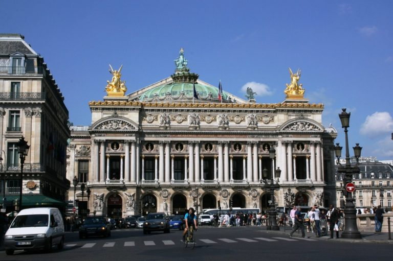 Visite l'Opéra Garnier avec un Guide Conférencier