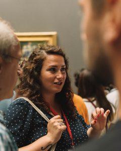 Sylvanie Arnaud Guide Touristique du Musée D'Orsay