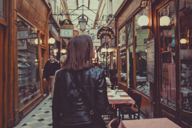 Visita le gallerie coperte di Parigi con una Guida