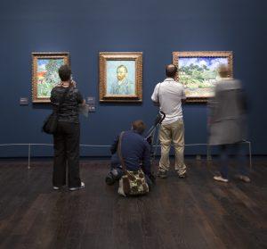 Salle Van Gogh Musée d'Orsay