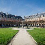 Place des Vosges, Marais