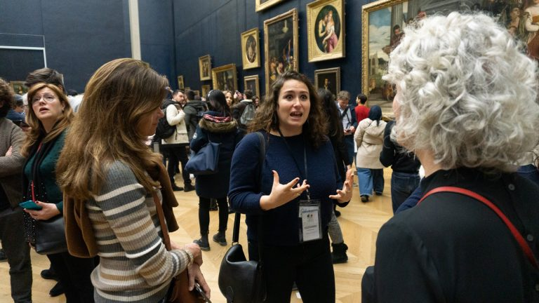 Sylvanie Arnaud - Capolavori del Museo del Louvre