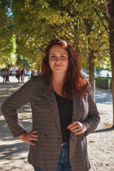 Sylvanie Arnaud - Guide conférencière à Paris