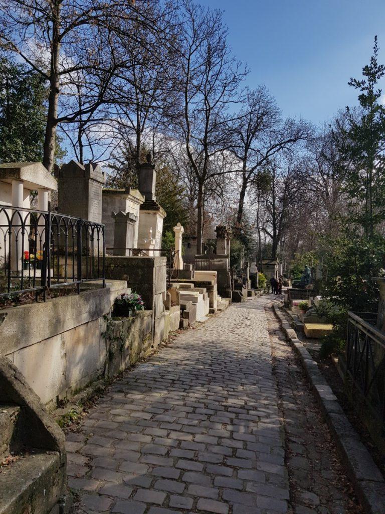 Visita il cimiterio del Père Lachaise con una guida