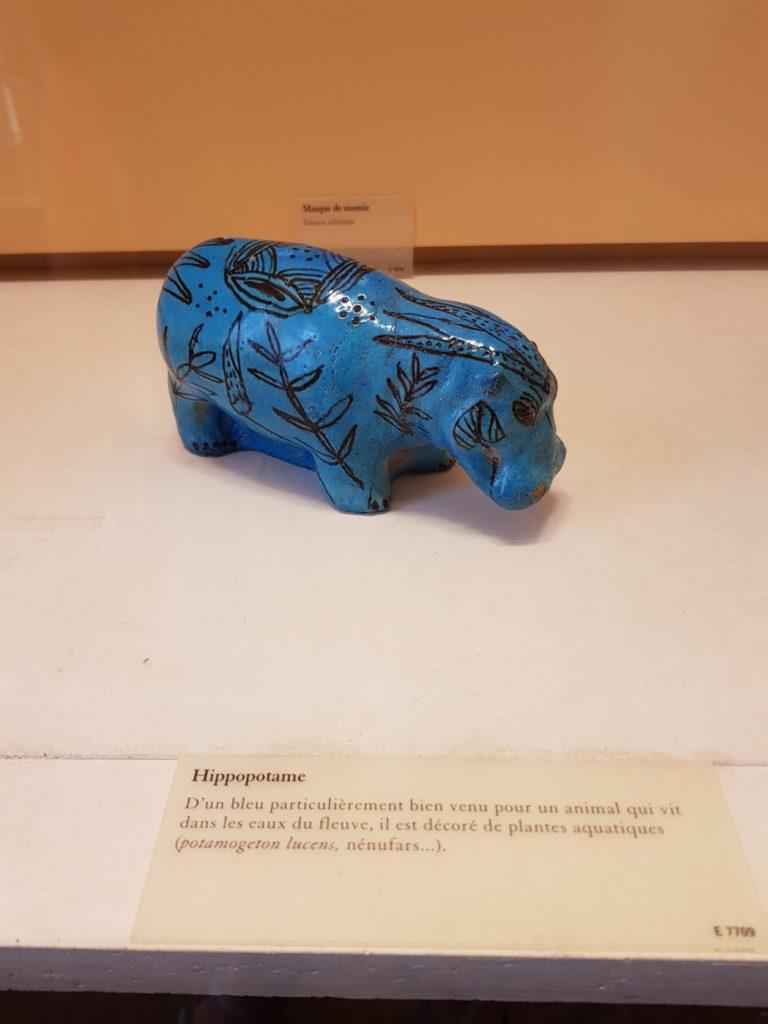 Antiquités egyptiennes du Louvre