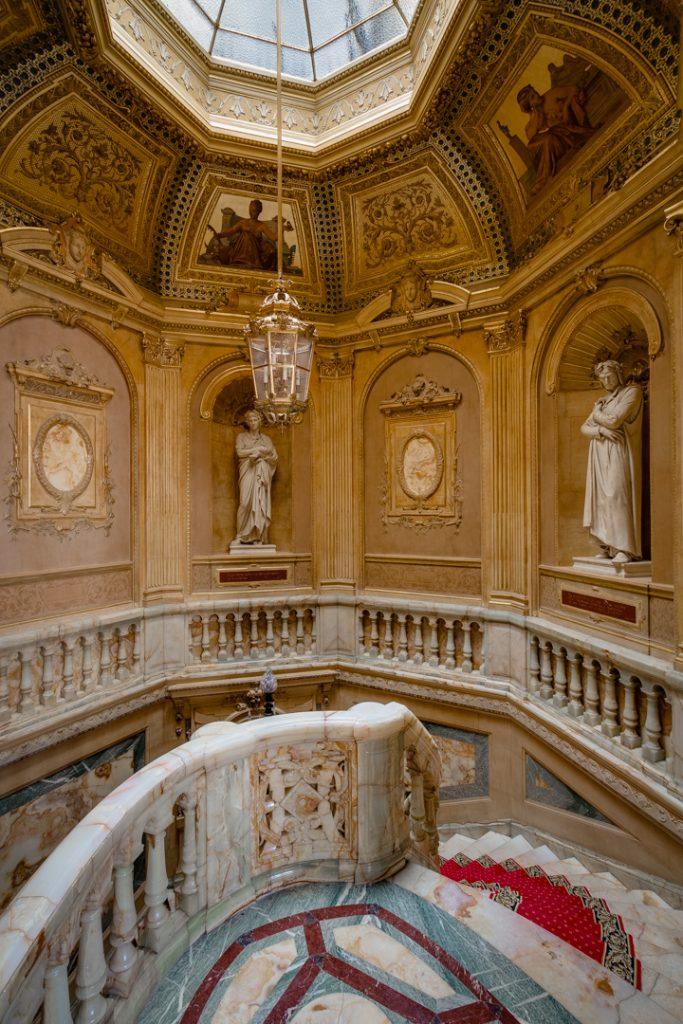 Découvrez l'Hôtel de la Païva à Paris